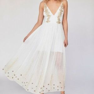 Free People So Embellished Maxi Dress